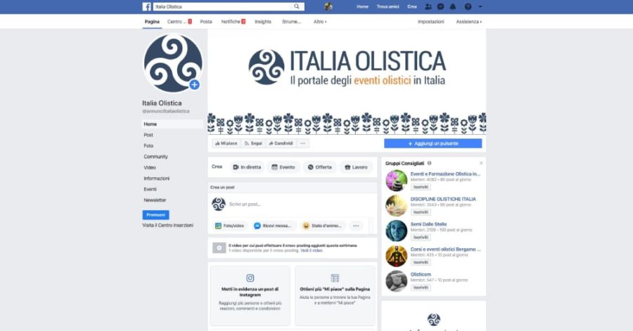Il tuo evento in evidenza su Facebook