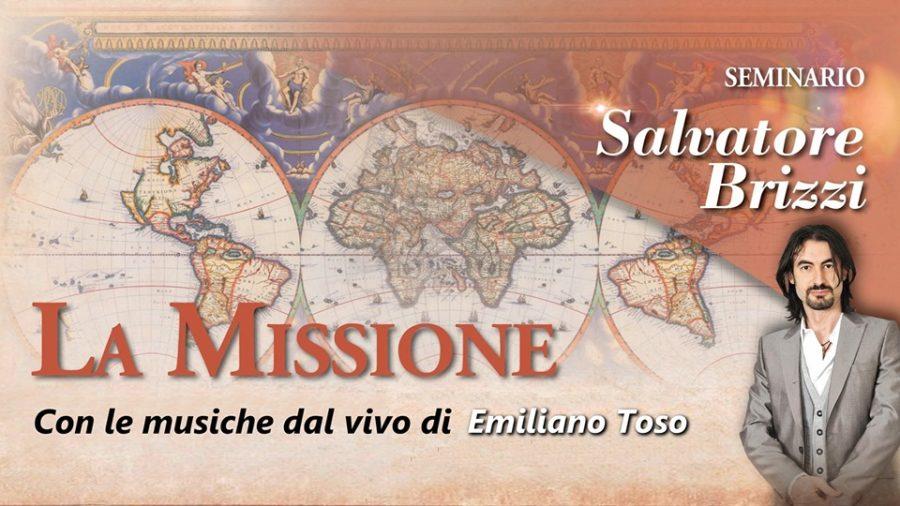 """Salvatore Brizzi - """"La Missione"""""""