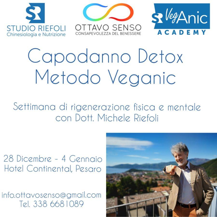 Capodanno Detox Veganic