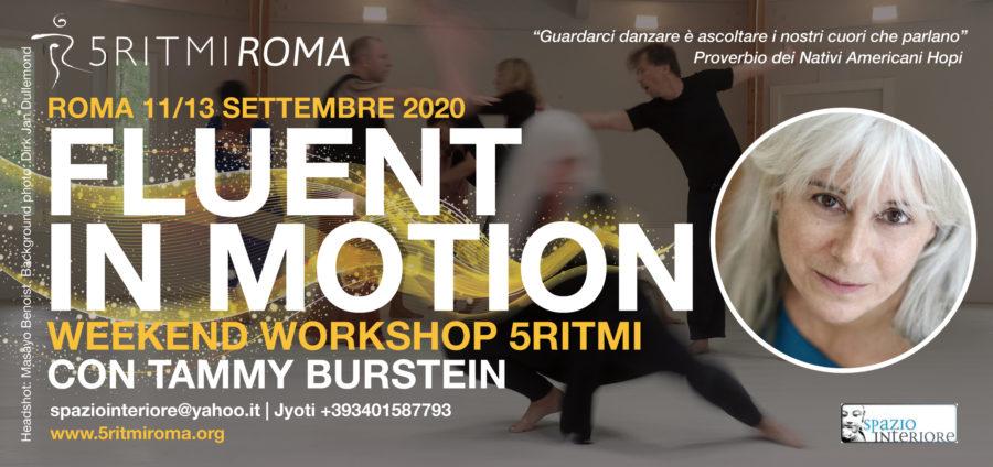 Workshop di danza dei 5Ritmi