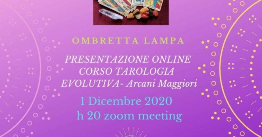 Presentazione gratuita corso di Tarologia